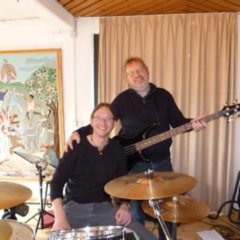 Michael Houben und Volkmar Gilleßen
